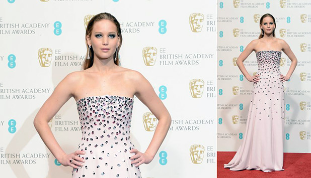 Bafta Award Photos 2013
