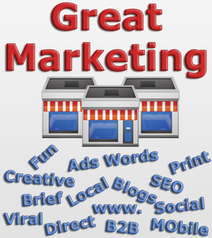 Create Great Marketing for Your Business