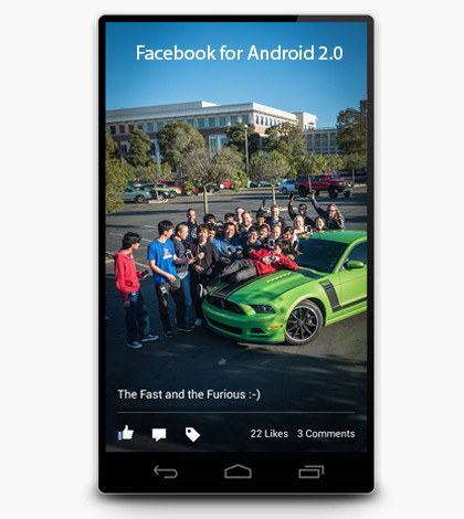 Facebook for Android is Now Faster