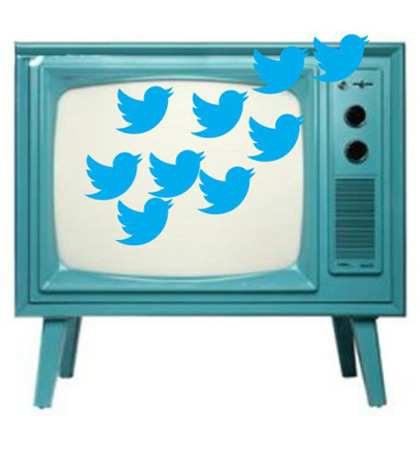 Twitter Analyzes the Behavior of User with 'Twitter TV Book'