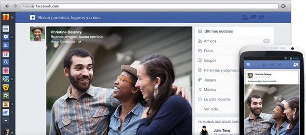 Facebook New Design and Better News Feed