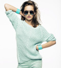 Low Cost Trends Spring-Summer 2013: Them Green