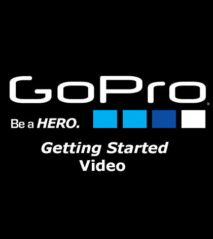 Getting Started with your GoPro HERO3 Camera
