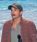 Ashton Kutcher and his Emotional Speech [VIDEO]