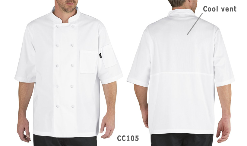 Chef-Code-Baggy-Pants