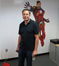 Elon Musk is developing Iron Man Technology
