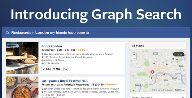 Why Facebook Graph Search Can Help your Business