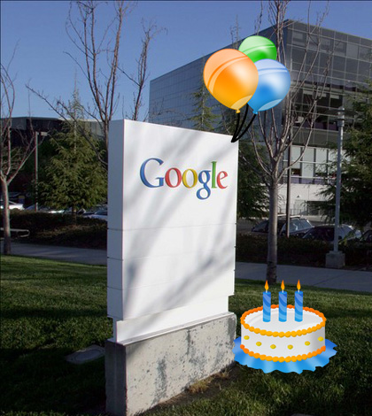 Google Went Public 9 Years Ago and Now is Worth 10 Times More