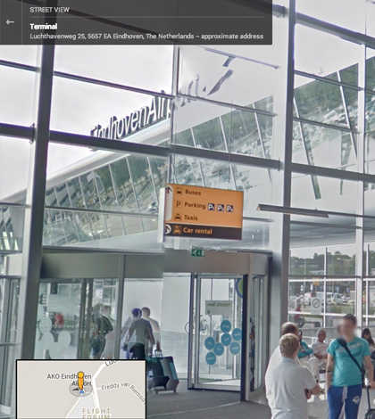 Google Can Now Show You the Inside of 16 International Airports