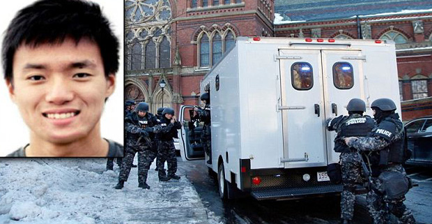 Harvard Student Confessed that He Sent a Bomb Alert to Avoid Final Exams