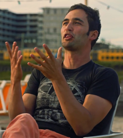 Learn to Live Your Life to the Fullest by Jason Silva (Video)