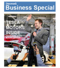 The Reasons Behind Tesla Motors' Success